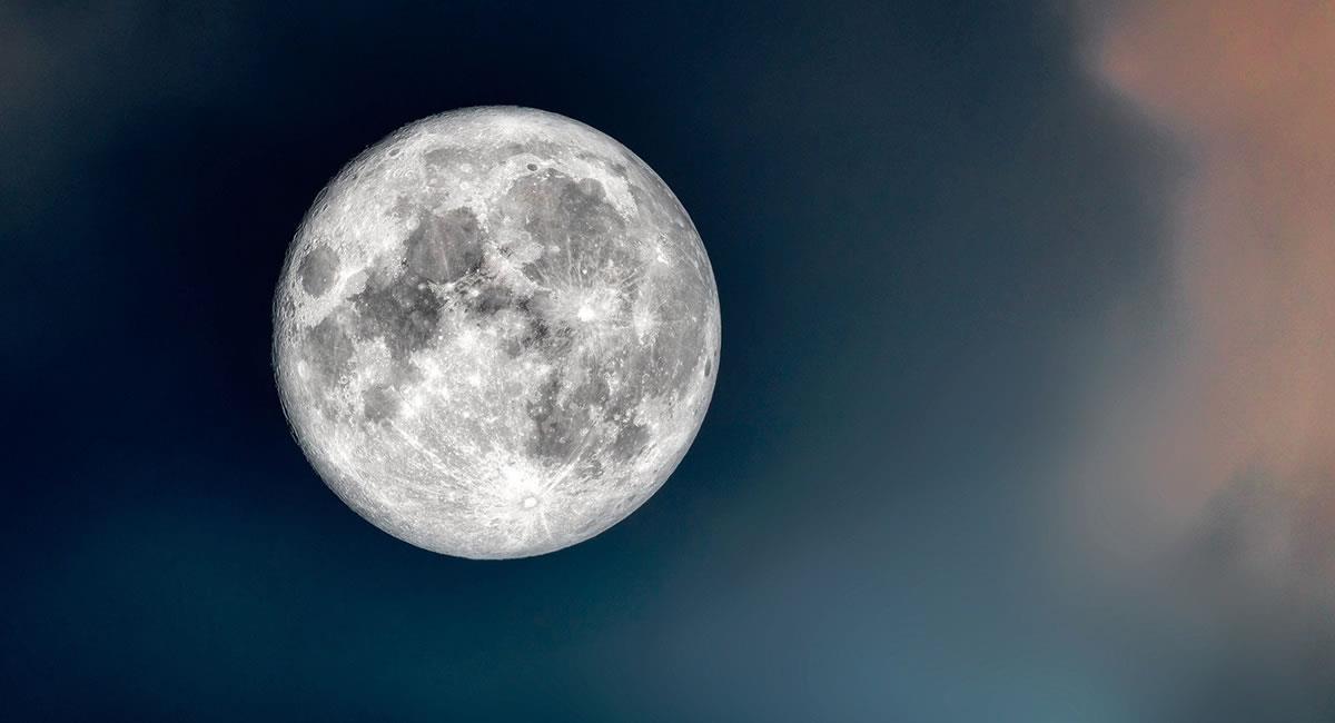La Luna Llena se dará el próximo 20 de septiembre. Foto: Pixabay