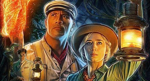 Disney prepara una secuela de 'Jungle Cruise'
