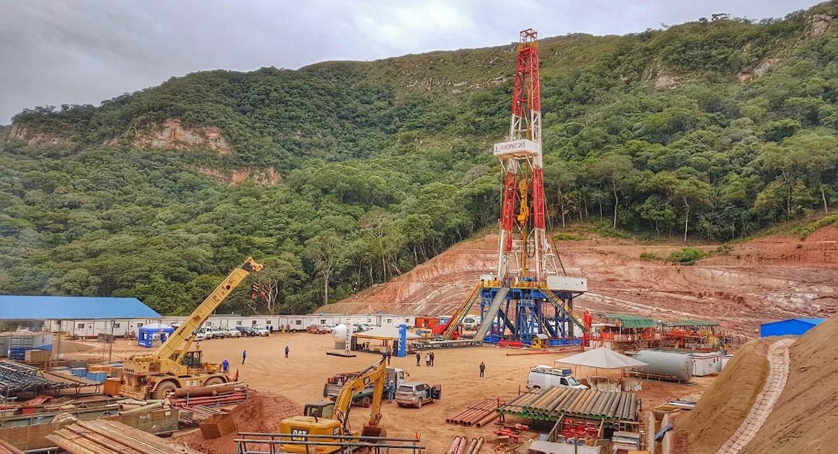 Boivia lanza convocatoria para certificar sus reservas de gas. Foto: ABI