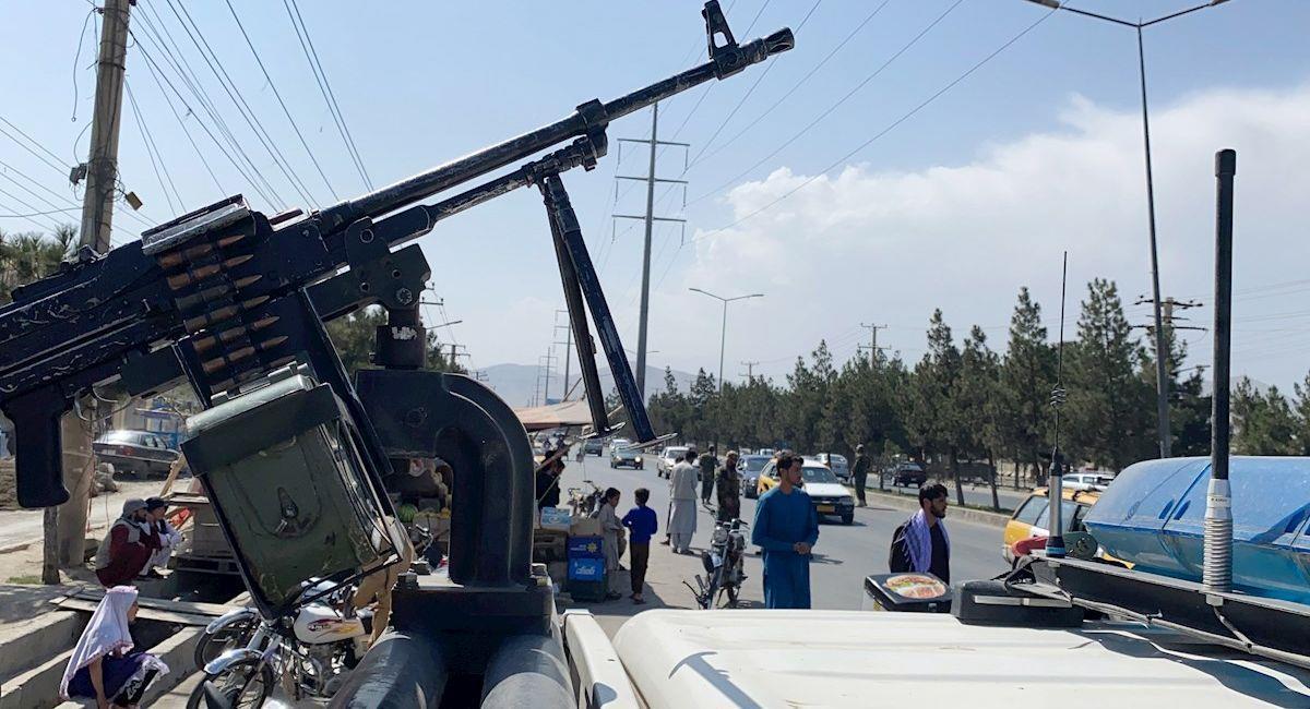 Panjshir es el último bastión en Afganistán contra los islamistas. Foto: EFE