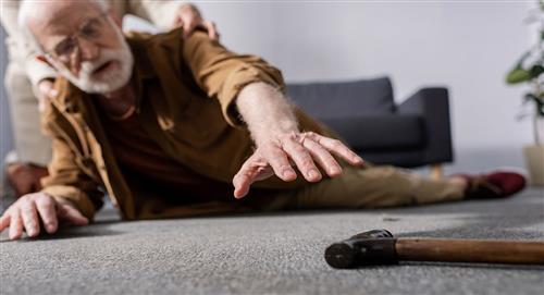 ¿Cómo prevenir golpes, caídas y accidentes en casa?