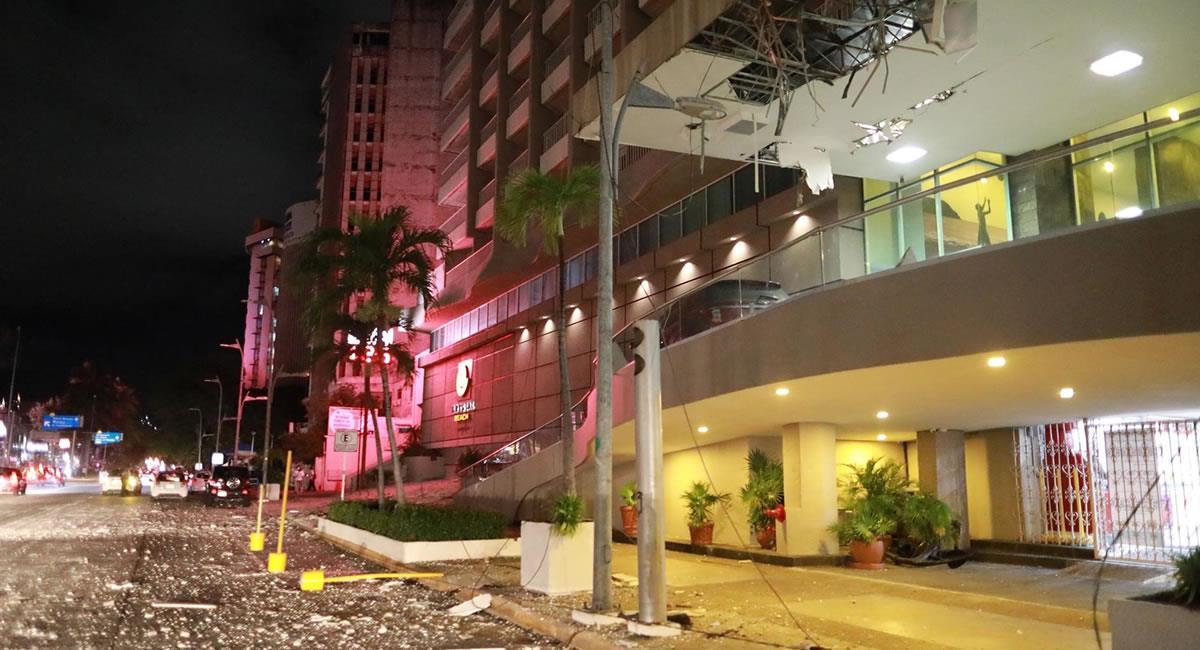 Fueron registradas 92 réplicas del sismo de 7,1 ocurrido en Guerrero, siendo el más grande de magnitud 5,2. Foto: EFE