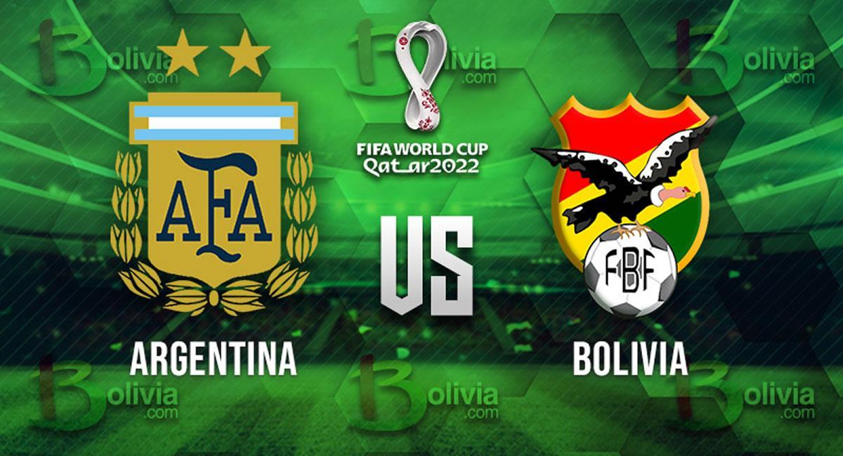 Previa partido Argentina vs Bolivia. Foto: Interlatin