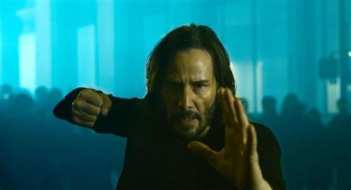 Mira el alucinante tráiler de 'Matrix Resurrections'