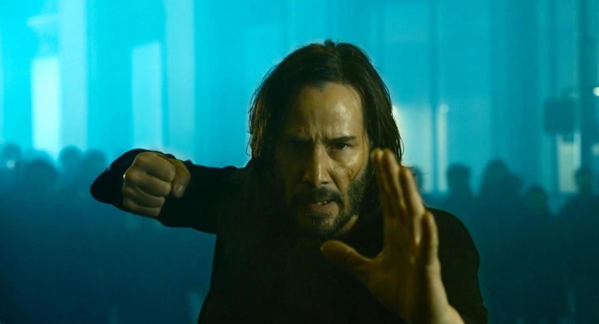 Desvelan el tráiler oficial de la cuarta entrega de 'Matrix'. Foto: Filmaffinity