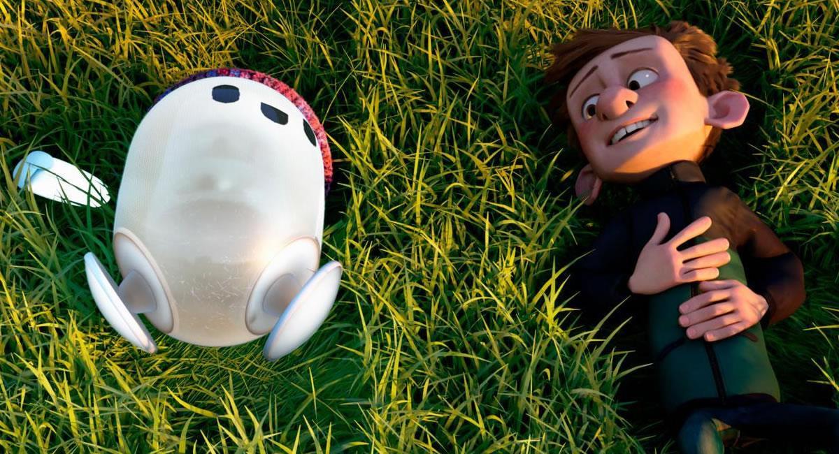 'Ron's Gone Wrong' es el título original en inglés. Foto: Filmaffinity