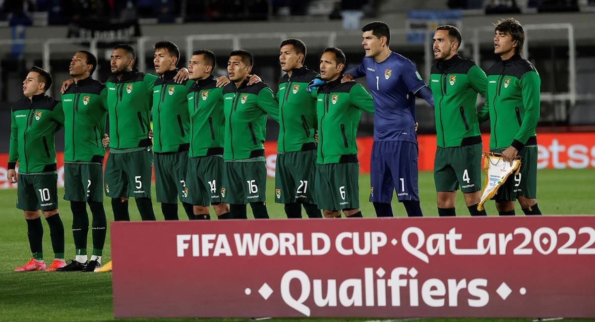 Posición de 'La Verde' en las Eliminatorias Sudamericanas. Foto: EFE