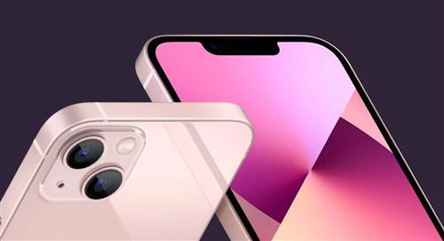 Conoce las características 'alucinantes' del nuevo iPhone 13
