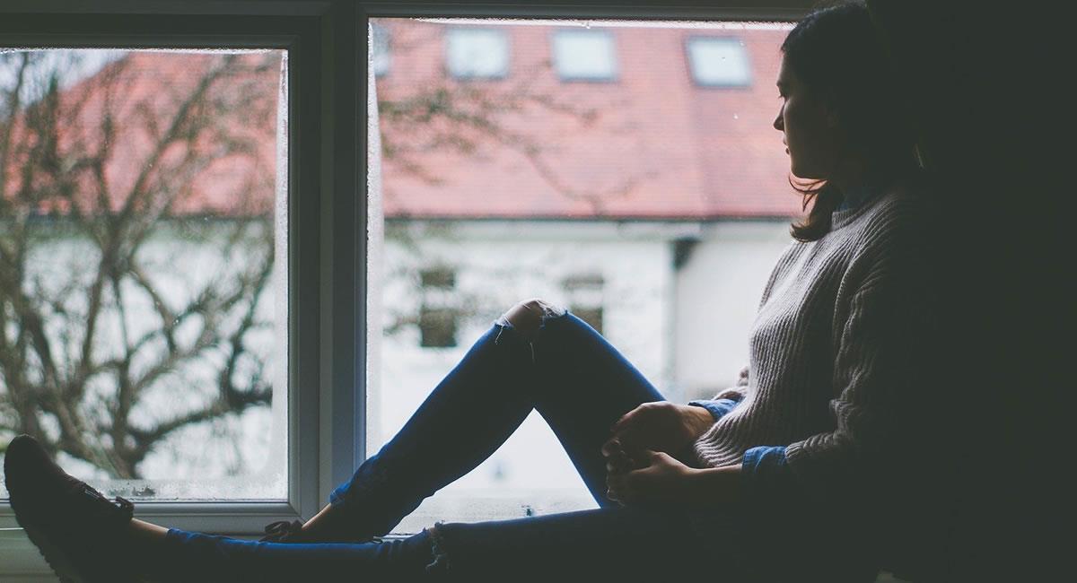 Una depresión se puede generar por muchas situaciones, ya sea sociales, biológicas, económicas. Foto: Pixabay