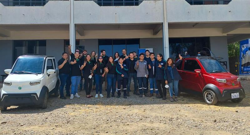 Empresa cochabambina Quantum celebra su segundo aniversario