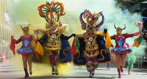 "Ministerio de Cultura convoca a participar del ""Diablazo Plurinacional"" en Oruro"