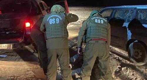 Revocan detención preventiva a militares detenidos en Chile