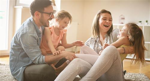 5 tips para conectarte emocionalmente con tus hijos, si son pequeños