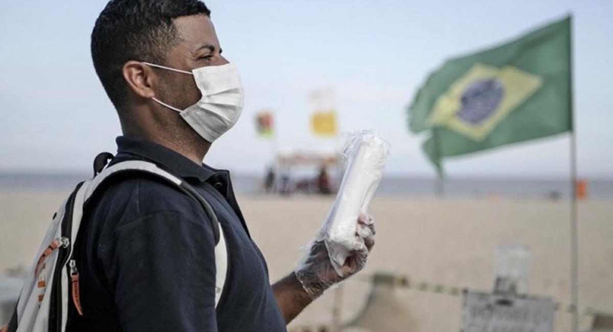 """Todo el continente americano probablemente tenga brotes de coronavirus """"hasta bien entrado 2022"""". Foto: ABI"""