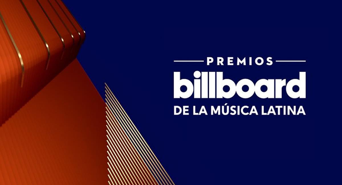 Premios Billboard de la Música Latina 2021. Foto: Twitter @LatinBillboards