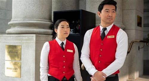 'Shang-Chi' es la película más taquillera del 2021