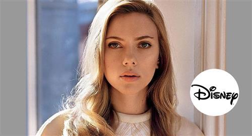 Scarlett Johansson y Disney por fin llegan a un acuerdo