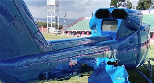 Investigarán incidente con el helicóptero en el que iba Morales