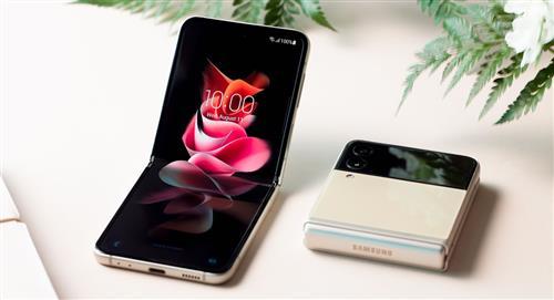 Conoce las características de los 'smartphones' Galaxy Z Flip3 y Z Fold3