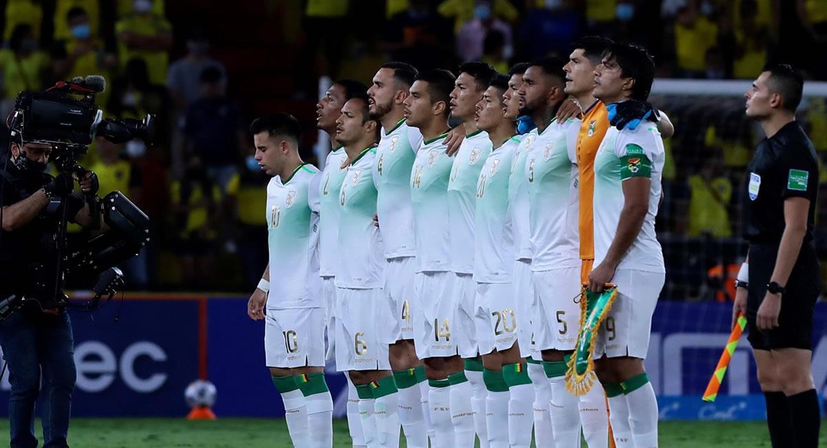 Bolivia deberá darlo todo en las próximas jornadas si quiere un cupo al Mundial. Foto: EFE