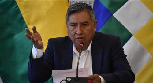 Canciller: decisión de CIDH muestra que Añez no estuvo en riesgo