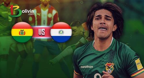 Bolivia se prepara para jugar frente a Paraguay