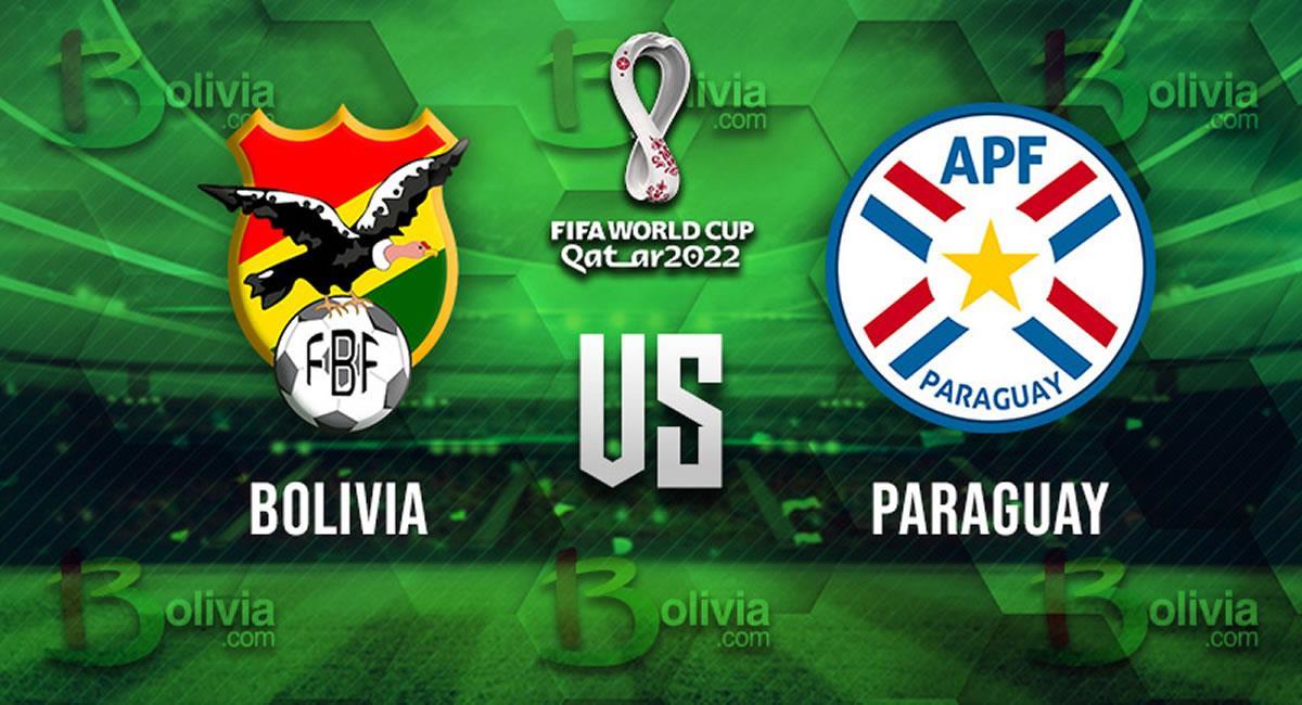 Previa del partido Bolivia vs Paraguay. Foto: Interlatin