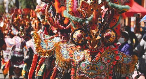 Confirman realización del Carnaval de Oruro para el 2022