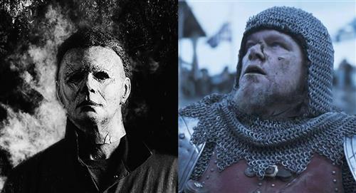 Estrenos de cine: 'Halloween Kills' y 'El Último Duelo' animan la cartelera
