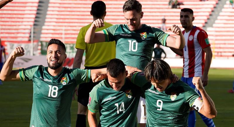 Bolivia no se rinde: así terminó la duodécima jornada de las Eliminatorias a Qatar